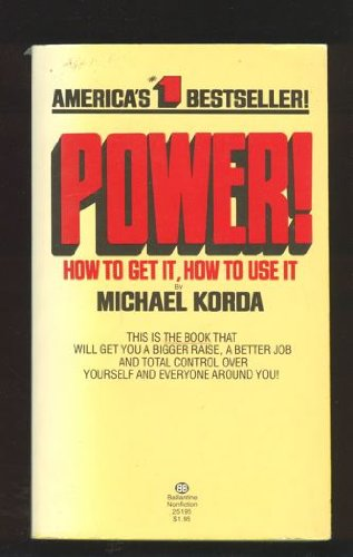 Power! by Michael Korda