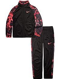 af7d247a59c Toddler Boys Cool Grey Track Suit Athletic Jacket & Pants Set · Nike