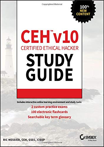 CEH v10 Certified Ethical Hacker Study Guide por Ric Messier
