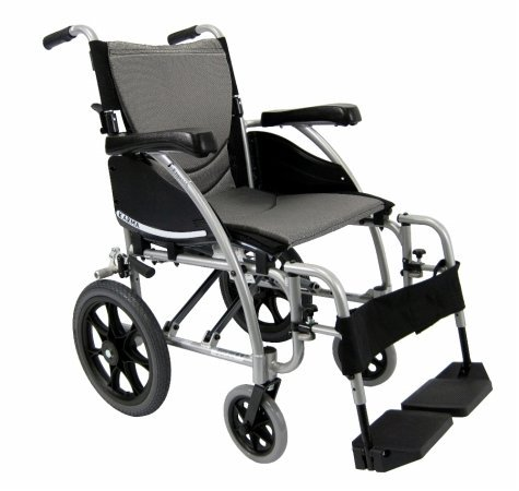 Karman Healthcare S-Ergo115F16SS S-Ergo 115 16 in. seat Ultr