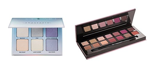 Anastasia Beverly Hills Modern Renaissance Eye Shadow & Moon Child Glow Kit Bundle by Anastasia Beverly Hills