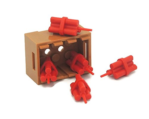LEGO Parts: Crate of Dynamite