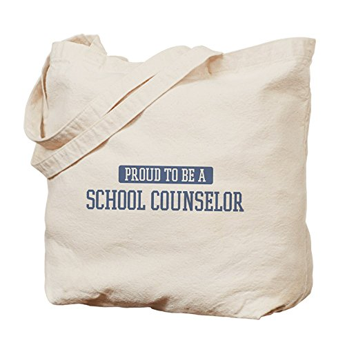 CafePress Unique Design Proud to be a School Counselo Tote Bag - Standard by CafePress