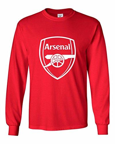 online store cbd92 efb3b Tcamp Arsenal Shirt Mesut Ozil #11 Jersey Men's Long Sleeve ...