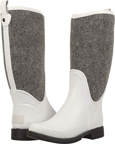 Used, UGG Australia Women's Reignfall Boot, White, 7 for sale  Delivered anywhere in USA