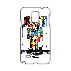 Angle-Store Melting just do it 3D Phone Case for Samsung Galaxy Note4