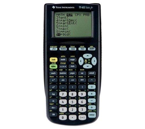 Texas Instruments TI 82 Calcolatrice TI 82 STATS FR