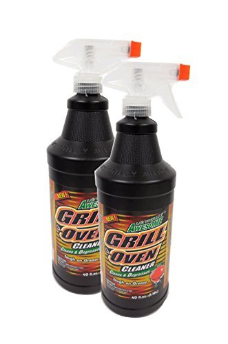 LA's Totally Awesome Grill and Oven Cleaner (40 fl oz) Pack of 2 by LA's Totally Awesome