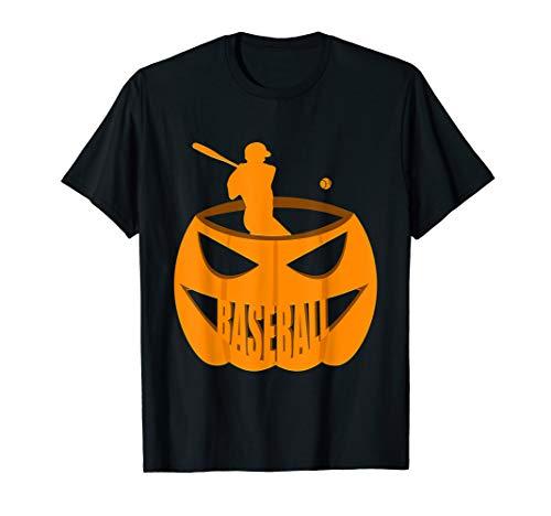 Baseball Pumpkin Costume T-Shirt October 31st]()