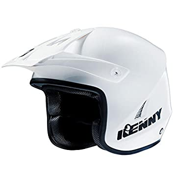 Casco Trial Kenny Trial Up blanco