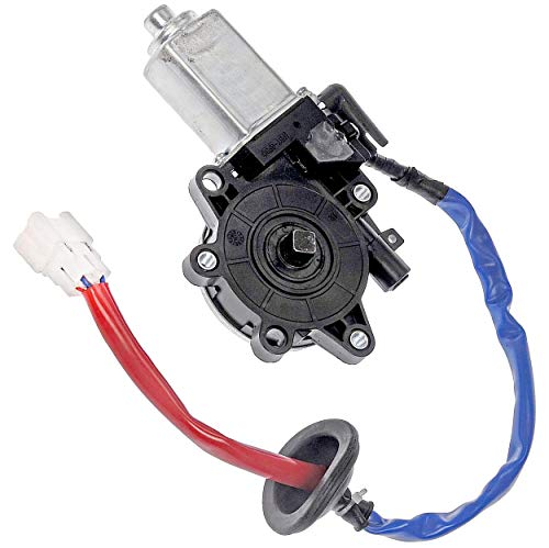 APDTY 853634 Power Window Lift Motor Front Left/Driver Side For 2003-2007 Nissan Murano (Includes Long OE Style Wire Harness) (Replaces Nissan 80731-CA00A, 80731CA00A)