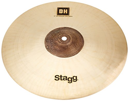 Stagg DH-CMT14E 14-Inch DH Exo Medium Thin Crash Cymbal