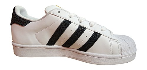 S79418 Superstar Femme Basses W Black White Adidas 1YdqpHcY