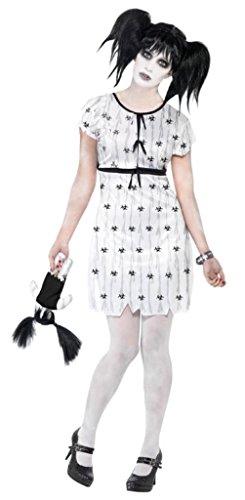 Smiffys Women's Scary Doll Costume