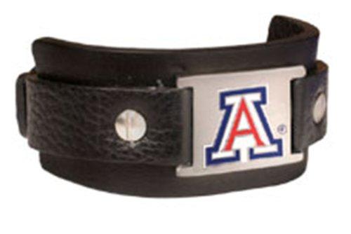 (Arizona Wildcats Leather Cuff Retro Bracelet)