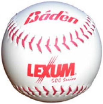 Baden 2br500 Lexum pelota de softball (sola bola): Amazon.es ...