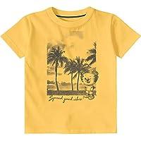 Camiseta Tigor T. Tigre Baby Amarela