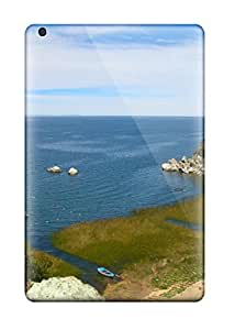 Shirley P. Penley's Shop Hot Unique Design Ipad Mini 3 Durable Tpu Case Cover Titicaca Lake