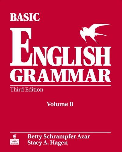 Basic English Grammar, Vol. B With CD