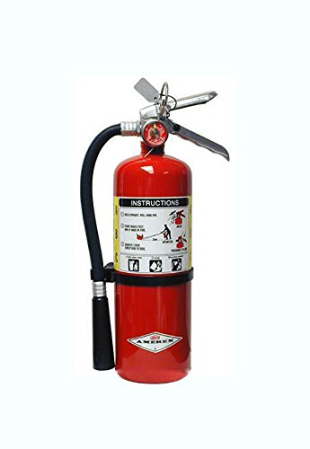 Amerex B441, 10LB Class ABC Dry Chemical Fire Extinguisher