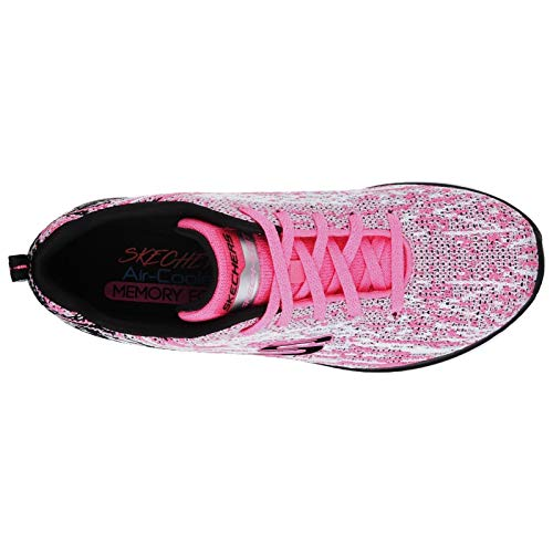 Bleu Baskets Synergy Femme 2 Skechers Pink Spirits 0 High q0d4dwXx