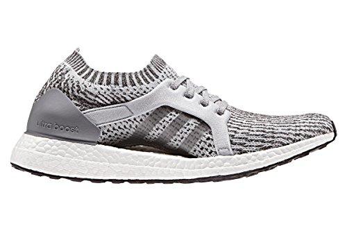 adidas Ultraboost X, Zapatos Para Correr Mujer, Gris (Grigio Gritra/Grimed/Grpudg), 38 EU