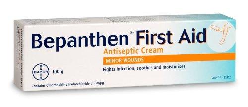 Bepanthen Plus Antiseptic Wound Healing Cream 30 Grams