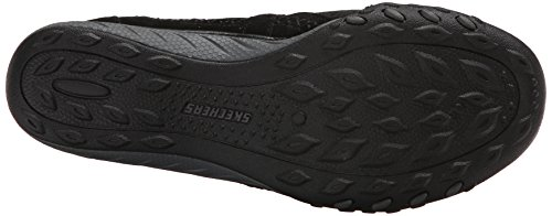 Skechers Damen Ademen-easy-lucky Lady Mary Jane Halbschuhe Zwart