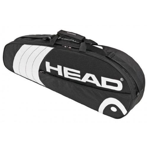 HEAD Core Series Pro Tennis Bag, Black/White