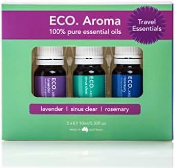 ECO. Travel Essentials Aroma Trio