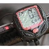 EastVita Waterproof Cycle Computer Bicycle Bike Meter Speedometer