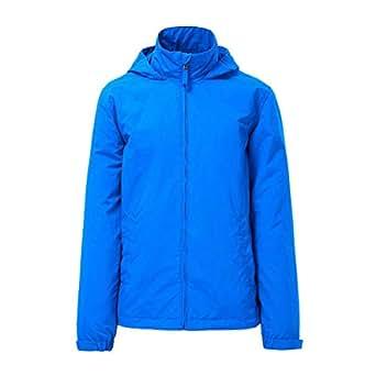 Giordano Blue Wool Windbreaker For Men