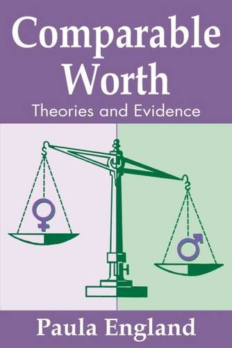 Comparable Worth: Theories and Evidence (Communication and Social Order)