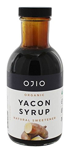 Ojio Organic Yacon Syrup - 12 oz (Best Price Yacon Syrup)