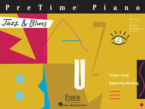 PreTime  Piano Jazz & Blues: Primer Level ()