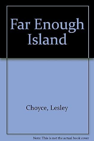 book cover of Far Enough Island
