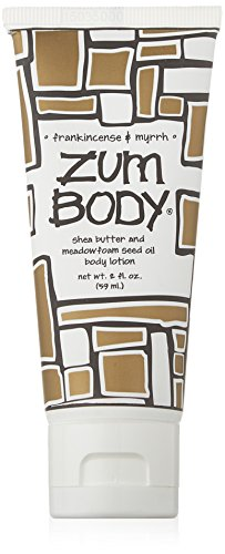 Zum Body Lotion Tube - Frankincense & Myrrh - 2 oz