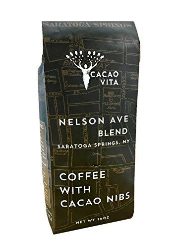 Nelson Avenue Blend - Rwandan Coffee with Cacao Nibs
