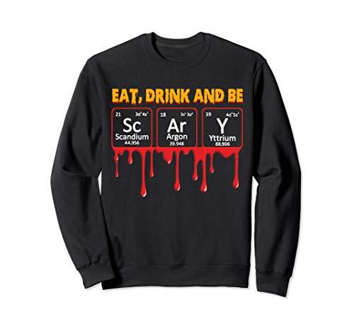 Funny Periodic Element Chemistry Halloween Science Costume
