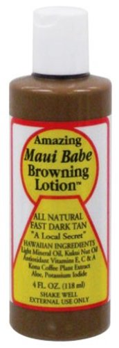 Maui Babe Browning Lotion 4oz