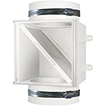 Dundas Jafine PCLT4WZW Dryer Duct Lint Trap