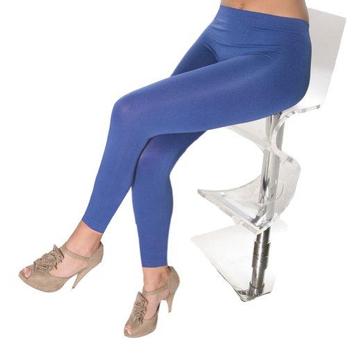 Angelina Full-Length Seamless Leggings