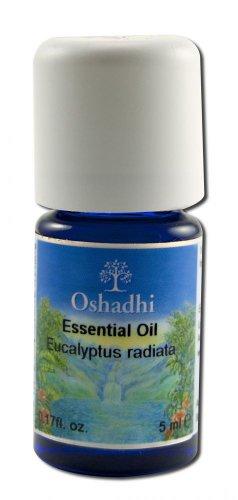 Oshadhi Essential Oil Singles Eucalyptus Radiata 5 mL