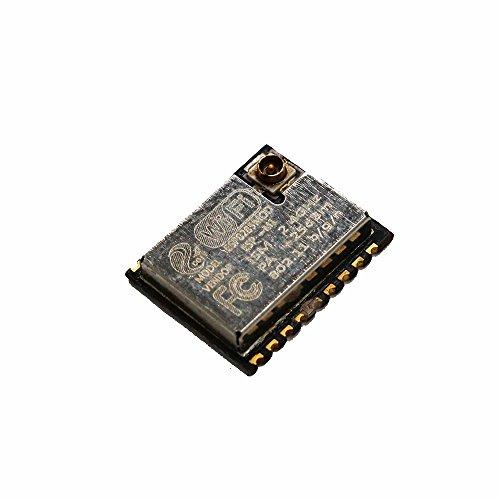 Sunhokey 2pcs ESP-M1 ESP8285 ESP8266 1M Flash Chip Wifi Wireless Module Serial Port Ultra Transmission With External Antenna Interface FZ2735 by Sunhokey (Image #2)