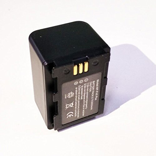 Camcorder Battery 3.7V 2500mAh Rechargeable External Li-on Battery FV5 Plus for Camcorder Video Camera M4M/M4A by Gongpon