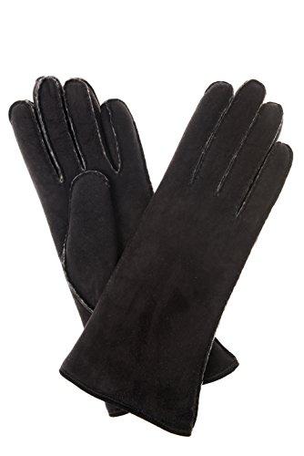 Der Lederhandschuhmacher - Gant - Femme noir Schwarz