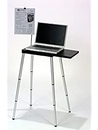 Attractive Tabletote Portable Compact Lightweight Adjustable Height Laptop Notebook Computer  Stand