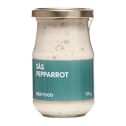 IKEA SAS pepparrot - salsa de rábano picante / 0.19 kg / 0,19 kg