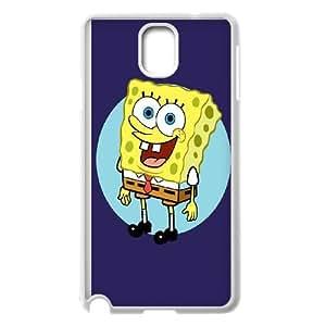 Samsung Galaxy Note 3 Cell Phone Case White sponge Bob 11 LSO7862640