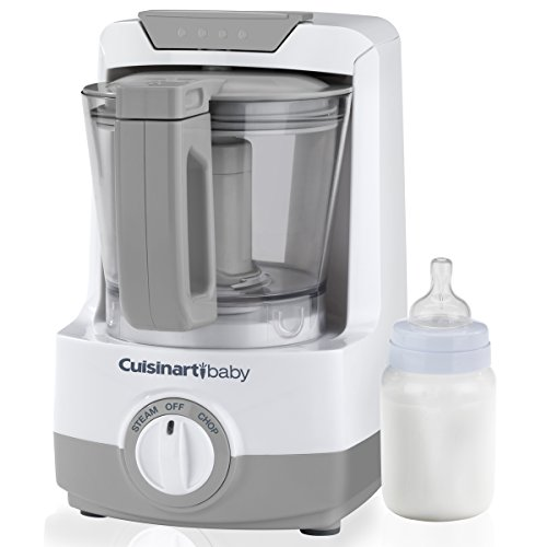 Cuisinart BFM-1000 Baby Food Maker and Bottle Warmer Bottle Maker